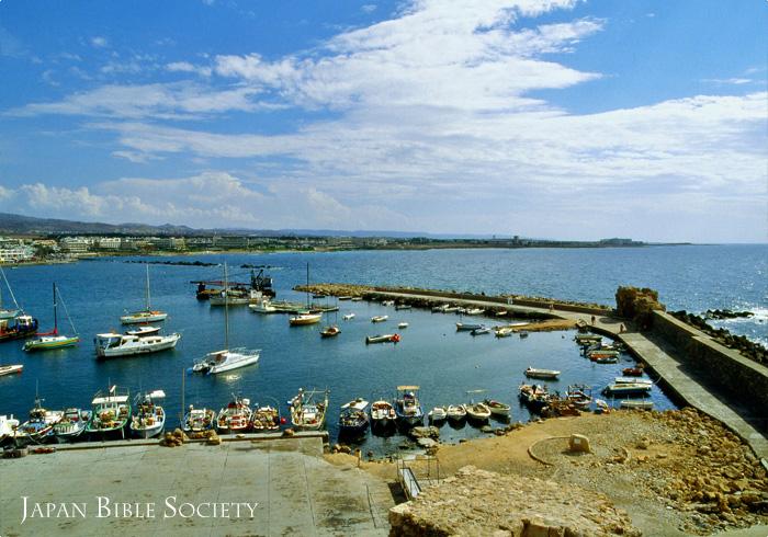 パフォス港