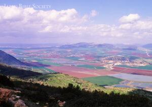 イズレエル平原