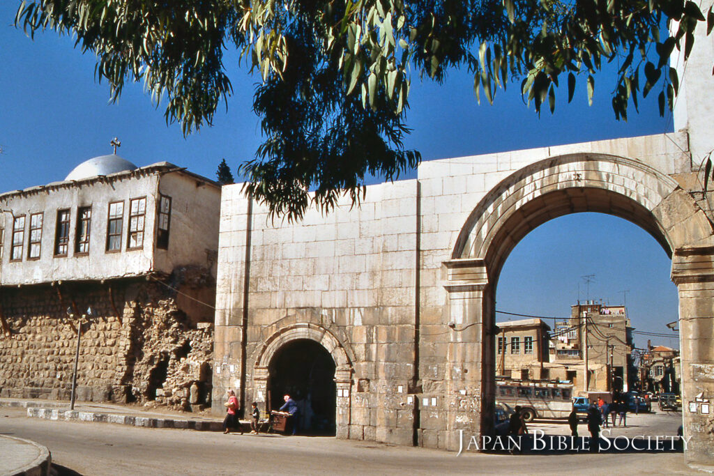 ダマスコ東門(シリア)