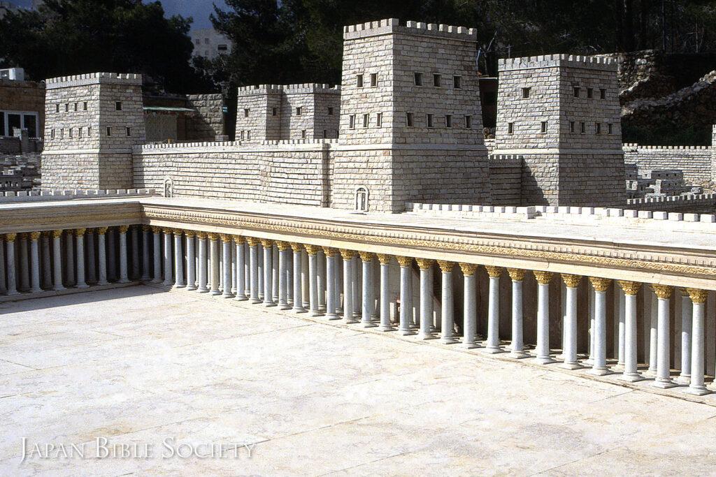 アントニオの要塞とソロモンの廊