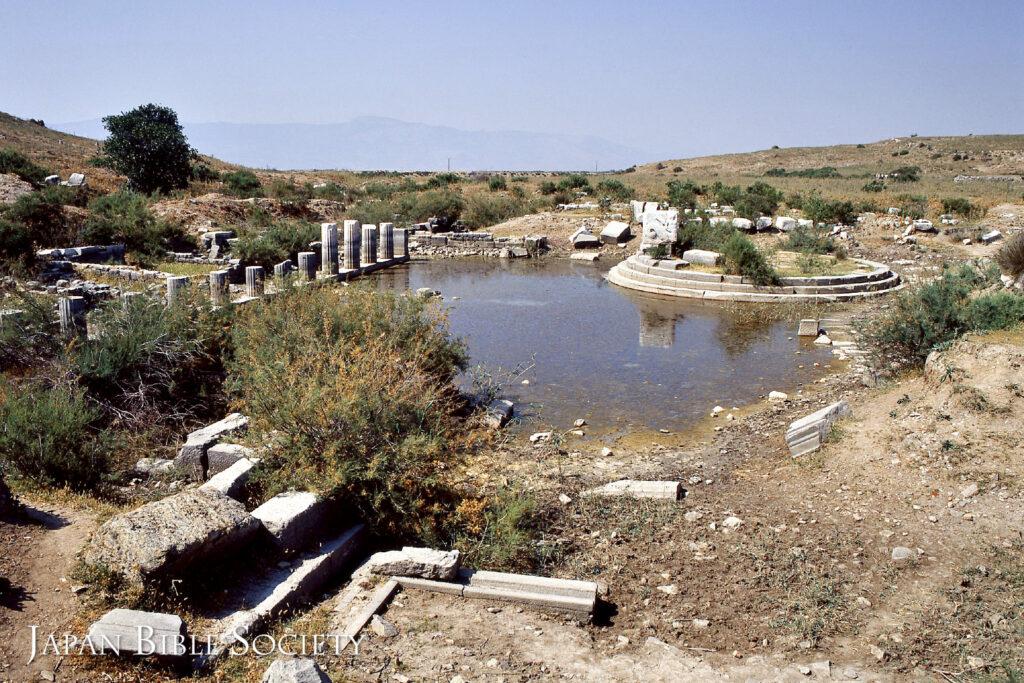 ミレトスの港