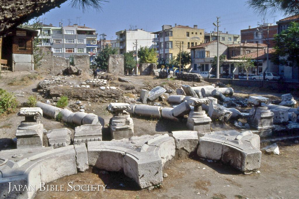 ティアティラ遺跡