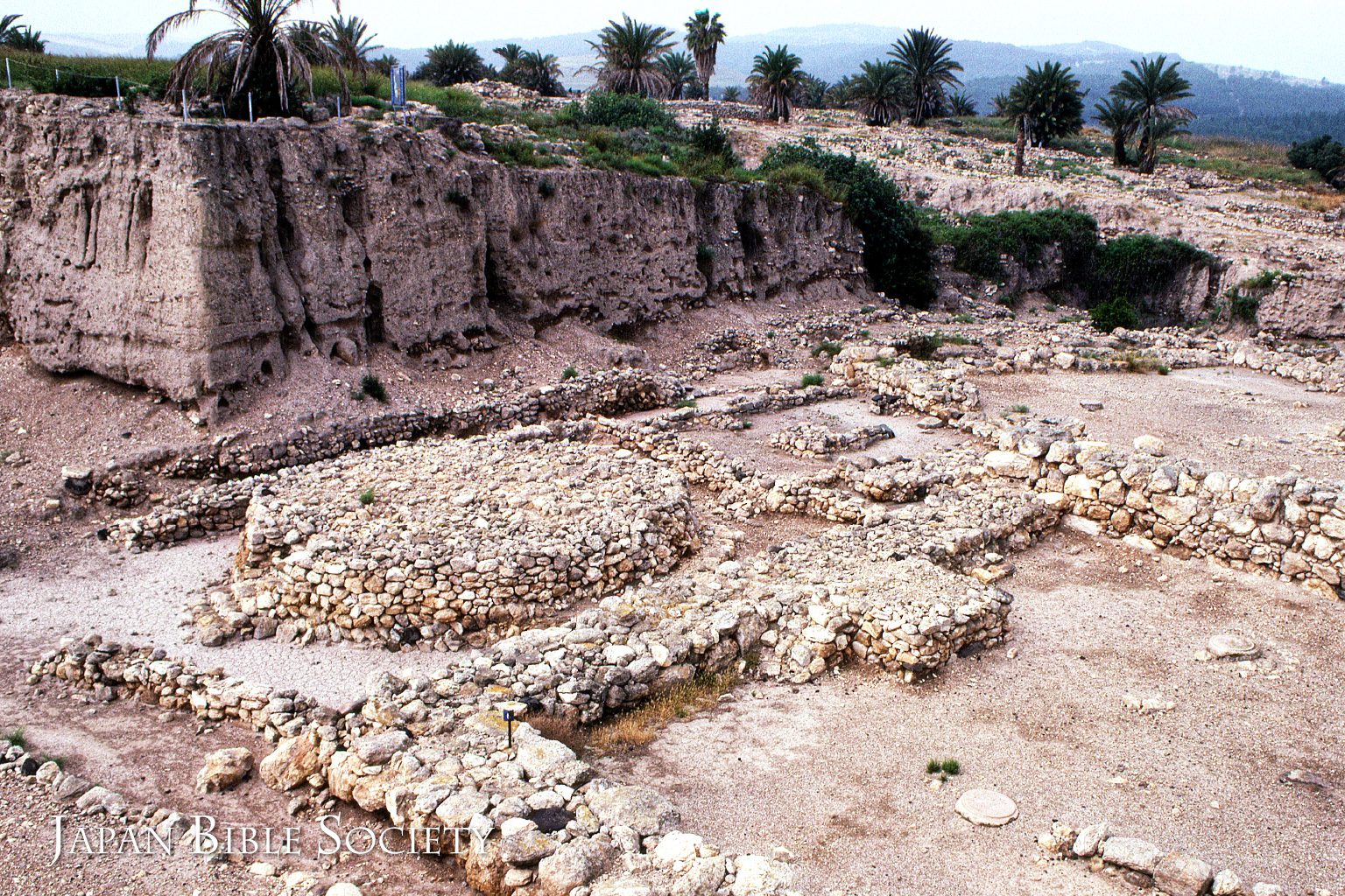 メギド遺跡