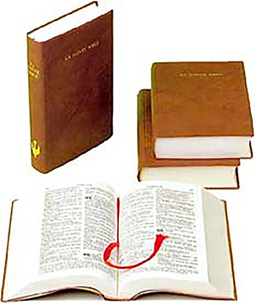 フランス語圏15カ国に送られたフランス語聖書