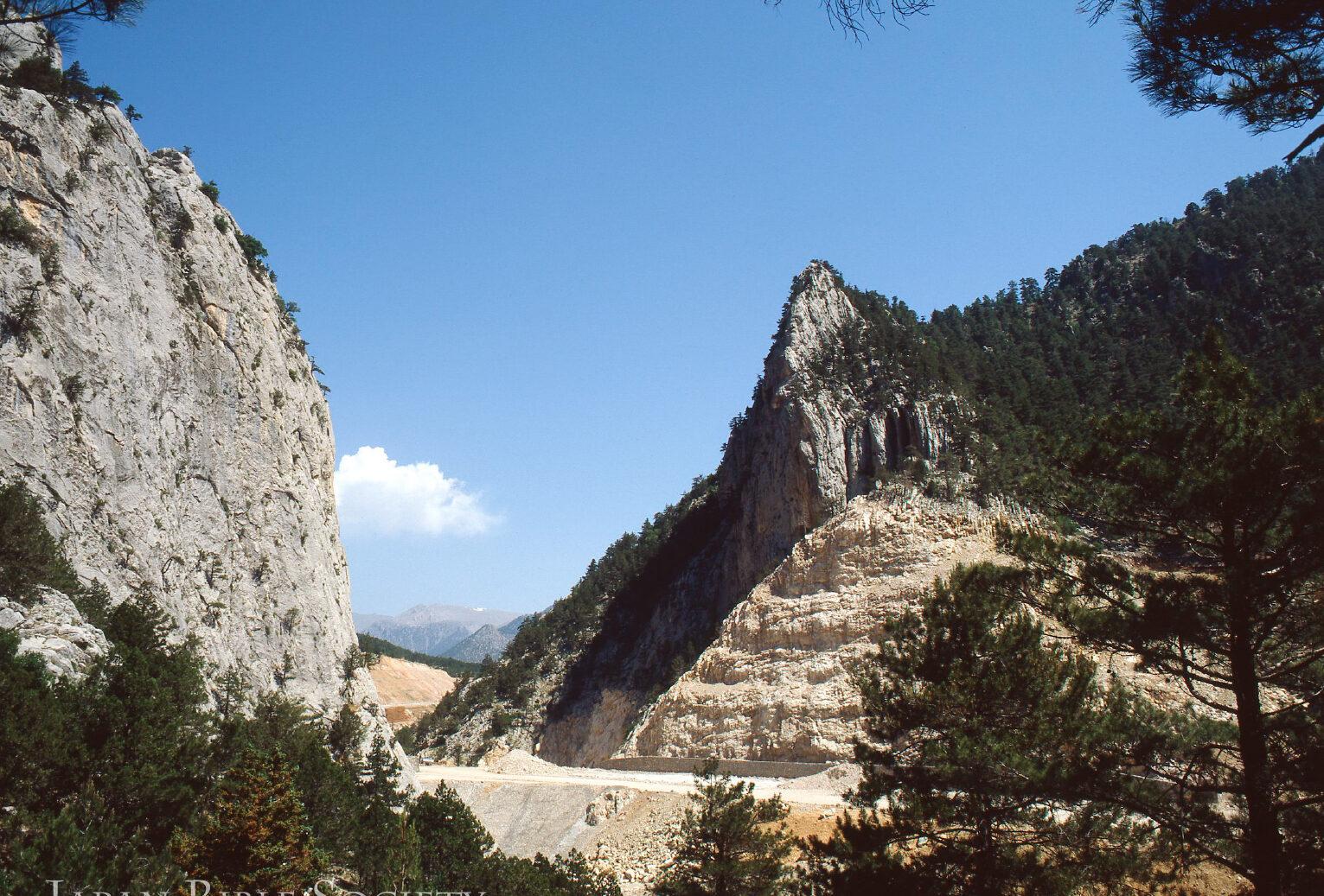 キリキアの峡門
